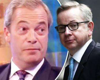 Gove and Farage